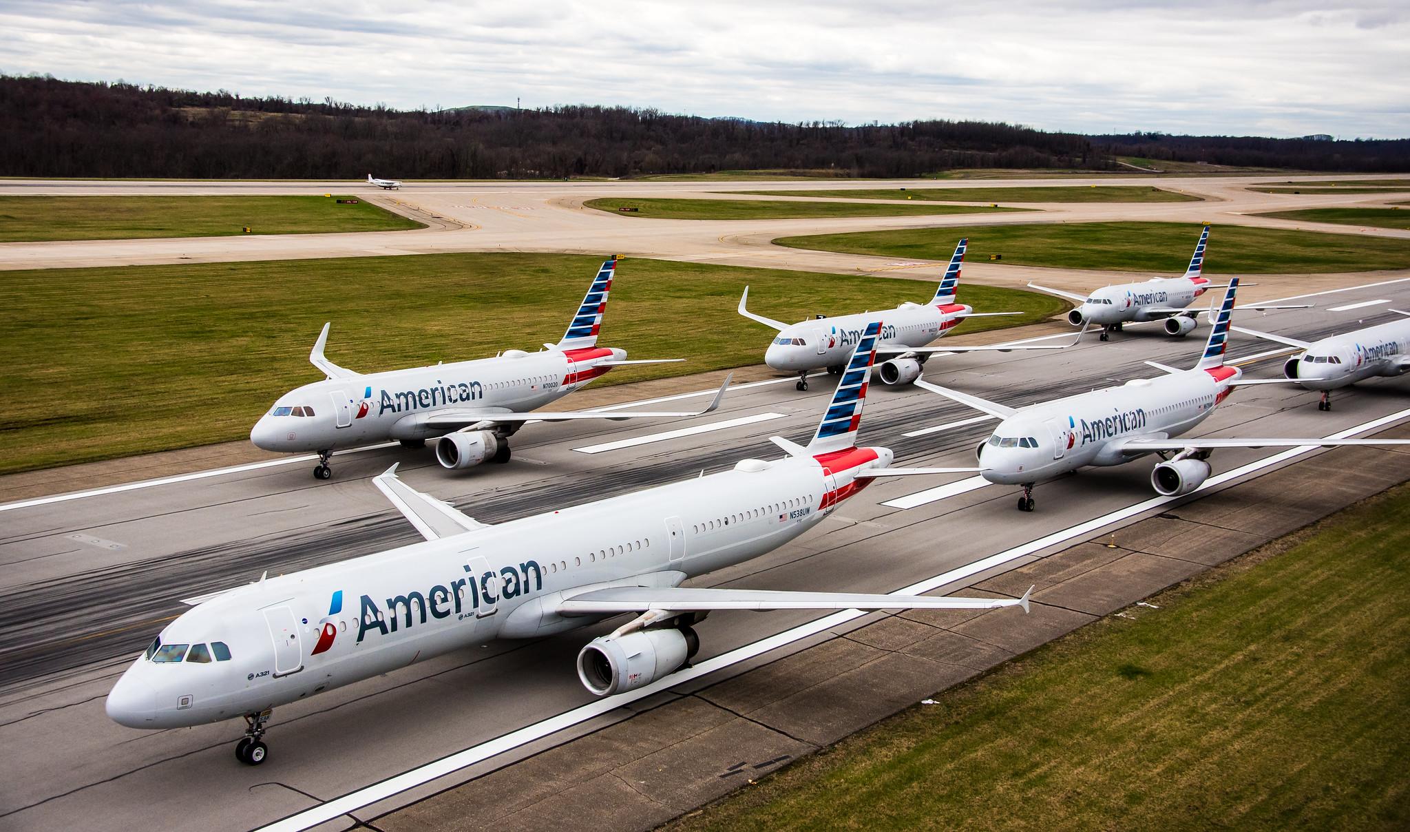 Photo: Pittsburgh International Airport.